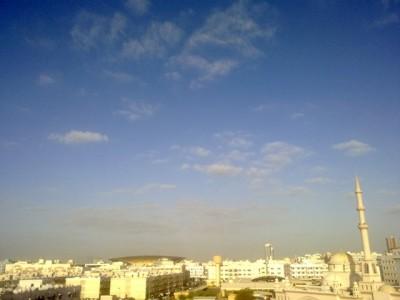 29 Jan 2010 Sky Rangoli