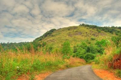 On the way to Paithalmala
