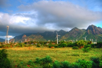 Near Nagercoil